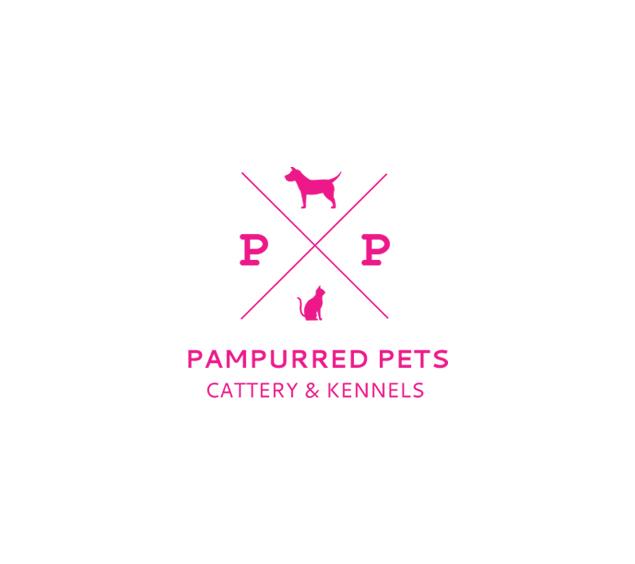pampurred pets logo